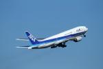 tombowさんが、羽田空港で撮影した全日空 777-281の航空フォト(写真)