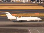 51ANさんが、羽田空港で撮影したユタ銀行 BD-700-1A10 Global 6000の航空フォト(写真)