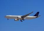 KAZKAZさんが、ドバイ国際空港で撮影したサウジアラビア航空 A330-343Xの航空フォト(写真)