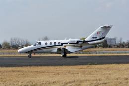 Gambardierさんが、岡南飛行場で撮影したコーナン商事 525A Citation CJ1の航空フォト(写真)