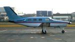 航空見聞録さんが、八尾空港で撮影したベルハンドクラブ PA-46-350P Malibu Mirageの航空フォト(写真)