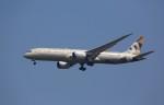 トールさんが、成田国際空港で撮影したエティハド航空 787-9の航空フォト(写真)