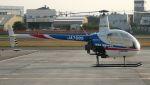 航空見聞録さんが、八尾空港で撮影した個人所有 R22 HPの航空フォト(写真)