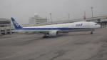 AE31Xさんが、那覇空港で撮影した全日空 777-381の航空フォト(写真)