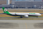 PASSENGERさんが、羽田空港で撮影したエバー航空 A330-302の航空フォト(写真)
