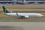 PASSENGERさんが、羽田空港で撮影したサウジアラビア財務省 737-9FG/ER BBJ3の航空フォト(写真)