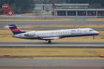 PASSENGERさんが、伊丹空港で撮影したアイベックスエアラインズ CL-600-2C10 Regional Jet CRJ-702の航空フォト(写真)