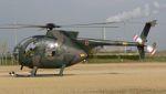 航空見聞録さんが、堺市場外で撮影した陸上自衛隊 OH-6Dの航空フォト(写真)