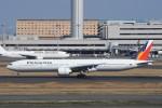 B747‐400さんが、羽田空港で撮影したフィリピン航空 777-3F6/ERの航空フォト(写真)