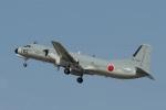 なぞたびさんが、名古屋飛行場で撮影した航空自衛隊 YS-11A-402EAの航空フォト(写真)