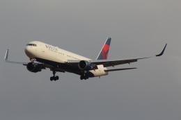 Koenig117さんが、成田国際空港で撮影したデルタ航空 767-332/ERの航空フォト(写真)
