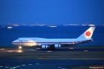 SKY☆8959さんが、羽田空港で撮影した航空自衛隊 747-47Cの航空フォト(写真)