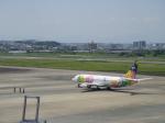 Shiro_ichiganさんが、宮崎空港で撮影したスカイネットアジア航空 737-4M0の航空フォト(写真)