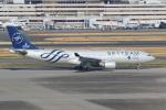 せぷてんばーさんが、羽田空港で撮影した中国南方航空 A330-223の航空フォト(写真)