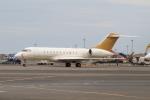 たまさんが、羽田空港で撮影したDC アヴィエーション BD-700-1A11 Global 5000の航空フォト(写真)