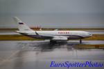 Euro Spotterさんが、羽田空港で撮影したロシア航空 Il-96-300の航空フォト(写真)