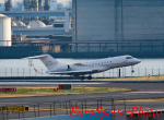 Euro Spotterさんが、羽田空港で撮影したユタ銀行 BD-700 Global Express/5000/6000の航空フォト(写真)
