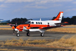はるかのパパさんが、徳島空港で撮影した海上自衛隊 TC-90 King Air (C90)の航空フォト(写真)