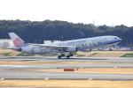 Masahiro0さんが、成田国際空港で撮影したチャイナエアライン A330-302の航空フォト(写真)