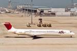 菊池 正人さんが、中部国際空港で撮影したJALエクスプレス MD-81 (DC-9-81)の航空フォト(写真)