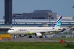 xiel0525さんが、成田国際空港で撮影したエアプサン A321-131の航空フォト(写真)