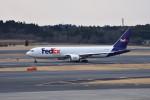 turenoアカクロさんが、成田国際空港で撮影したフェデックス・エクスプレス 767-3S2F/ERの航空フォト(写真)