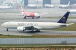 Mar Changさんが、香港国際空港で撮影したサウディア 777-FFGの航空フォト(写真)