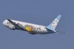 naripicさんが、羽田空港で撮影したAIR DO 767-381の航空フォト(写真)
