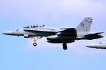 Flankerさんが、厚木飛行場で撮影したアメリカ海兵隊 F/A-18D Hornetの航空フォト(写真)