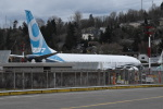 romyさんが、レントン市営空港で撮影したボーイング 737-9-MAXの航空フォト(写真)