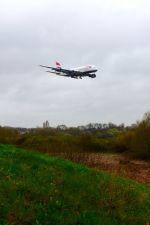 まいけるさんが、ロンドン・ヒースロー空港で撮影したブリティッシュ・エアウェイズ A380-841の航空フォト(写真)
