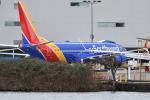 romyさんが、レントン市営空港で撮影したサウスウェスト航空 737 MAX 8の航空フォト(写真)