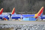 romyさんが、レントン市営空港で撮影したサウスウェスト航空 737 MAX 9の航空フォト(写真)