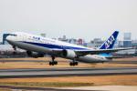 KAZ_YYZさんが、伊丹空港で撮影した全日空 767-381の航空フォト(写真)