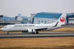 KAZ_YYZさんが、伊丹空港で撮影した日本航空 737-846の航空フォト(写真)