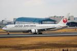 KAZ_YYZさんが、伊丹空港で撮影した日本航空 767-346/ERの航空フォト(写真)