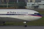 senyoさんが、名古屋飛行場で撮影したデルタ航空 MD-11の航空フォト(写真)