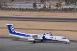 fortnumさんが、仙台空港で撮影したANAウイングス DHC-8-402Q Dash 8の航空フォト(写真)