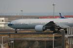 いっとくさんが、羽田空港で撮影したキャセイパシフィック航空 777-367/ERの航空フォト(写真)