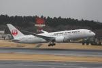 いっとくさんが、成田国際空港で撮影した日本航空 787-846の航空フォト(写真)
