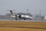 express999さんが、鹿児島空港で撮影した日本エアコミューター DHC-8-402Q Dash 8の航空フォト(写真)