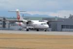 express999さんが、鹿児島空港で撮影した日本エアコミューター ATR-42-600の航空フォト(写真)
