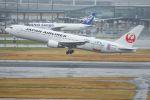 tomoMTさんが、羽田空港で撮影した日本航空 767-346/ERの航空フォト(写真)