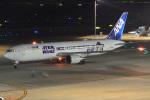 てくさんが、羽田空港で撮影した全日空 767-381/ERの航空フォト(写真)