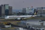 Mochi7D2さんが、羽田空港で撮影したシンガポール航空 A350-941XWBの航空フォト(写真)