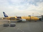 junjunskywalkerさんが、羽田空港で撮影した全日空 777-281/ERの航空フォト(写真)