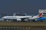 よしポンさんが、成田国際空港で撮影したスリランカ航空 A330-343Eの航空フォト(写真)