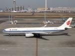 51ANさんが、羽田空港で撮影した中国国際航空 A330-343Xの航空フォト(写真)