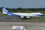 K.787.Nさんが、成田国際空港で撮影した日本貨物航空 747-4KZF/SCDの航空フォト(写真)
