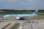 K.787.Nさんが、成田国際空港で撮影した大韓航空 777-2B5/ERの航空フォト(写真)